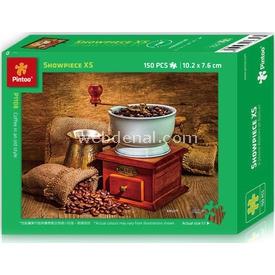 Educa Pintoo Xs  150 Parça Kahve Değirmeni Puzzle