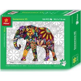 Educa Pintoo Xs  150 Parça Neşeli Fil Puzzle