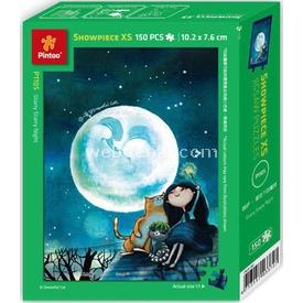 Educa Pintoo Xs  150 Parça Yıldızlı Gece Puzzle