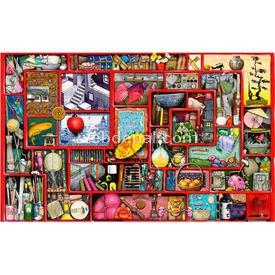 Educa Pintoo 1000 Parça  Hayat Labirenti Puzzle