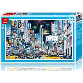 Educa Pintoo 1000 Parça  New York, Time Meydanı Puzzle