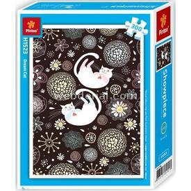 Educa Pintoo 300 Parça  Kedilerin Rüyası Puzzle