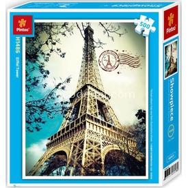 Educa Pintoo 500 Parça  Eyfel Kulesi Puzzle