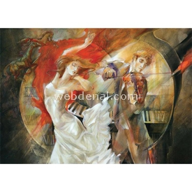 Art 1500 Parça Sonsuz Aşk 8697950846332 Puzzle