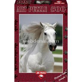 Art 500 Parça Beyaz 8697950841887 Puzzle