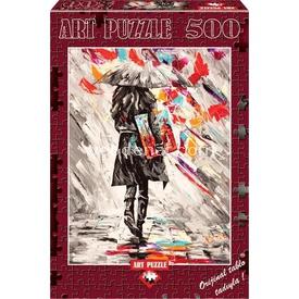 Art 500 Parça Sanat Eleştirmeni 8697950841658 Puzzle