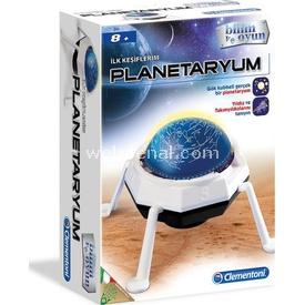 Clementoni Ilk Keşif Seti - Planetaryum Eğitici Oyuncaklar