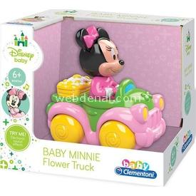 Clementoni Disney Baby Minnie Mini Kamyonet (6ay+) Arabalar
