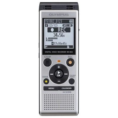 Olympus Ws-852 Ws-852 Silver (4gb)  Cihazı Ses Kayıt