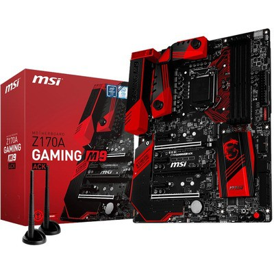 MSI Z170A Gaming M9 ACK Intel Anakart