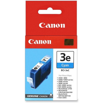 Canon BCI-3EC Mavi Kartuş