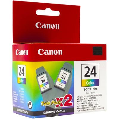 Canon BCI-24C 2'Lİ Mavi Kartuş
