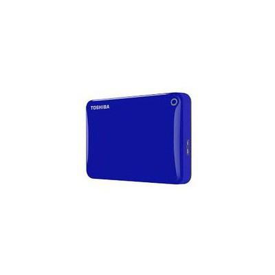 Toshiba 3TB Mavi CANVIO Connect II 2,5 Taşınabilir Disk