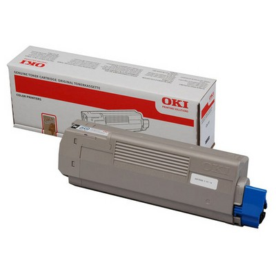 OKI 45862851 Mavi  / Mc853, Mc873 / 7300 Sayfa Toner