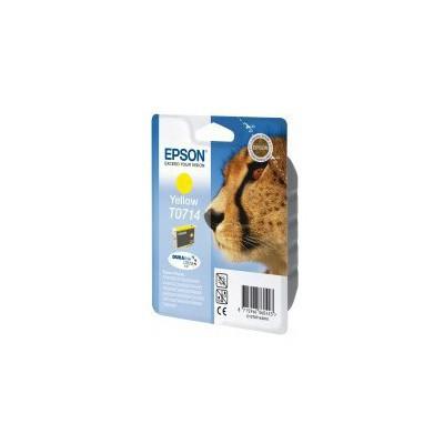 Epson T0714 Sarı Kartuş
