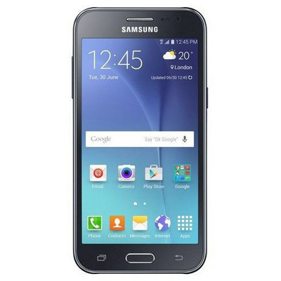 Samsung Galaxy J2 Cep Telefonu - Siyah