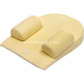 Funna Baby Güvenli Uyku Minderi Sarı Yastıklar