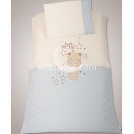 Lolybon Dreams Park Yatak Uyku Seti Mavi Bebek Uyku Seti