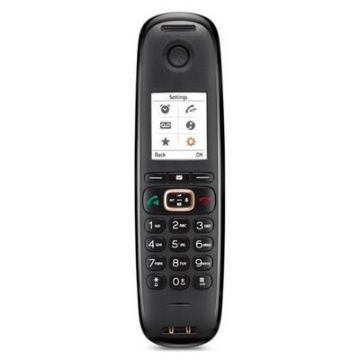 Gigaset Cl750 Dect Telefon Siyah Telsiz Telefon