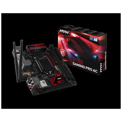 MSI Z170i Gaming Pro AC Intel Anakart