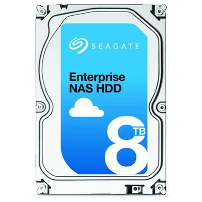 Seagate Enterprise 8TB NAS Hard Disk - ST8000NE0001