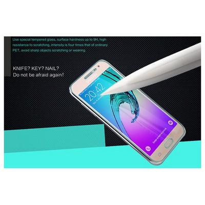 Microsonic Samsung Galaxy J2 Temperli Cam Ekran Koruyucu Kırılmaz Film Ekran Koruyucu Film