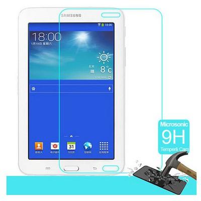 Microsonic Samsung Galaxy Tab3 Lite 7.0'' T111 Temperli Cam Ekran Koruyucu Kırılmaz Film Ekran Koruyucu Film