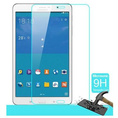 Microsonic Samsung Galaxy Tab4 7.0'' T230 Temperli Cam Ekran Koruyucu Kırılmaz Film Ekran Koruyucu Film
