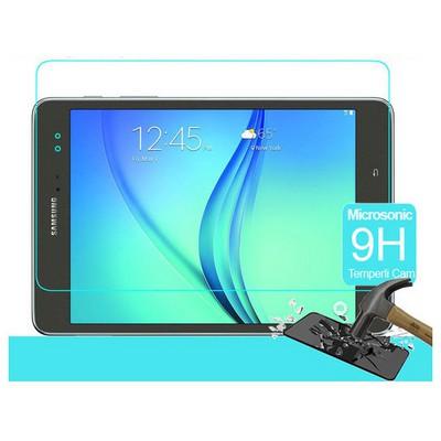 Microsonic Samsung Galaxy Tab A 8.0'' T350 Temperli Cam Ekran Koruyucu Kırılmaz Film Ekran Koruyucu Film