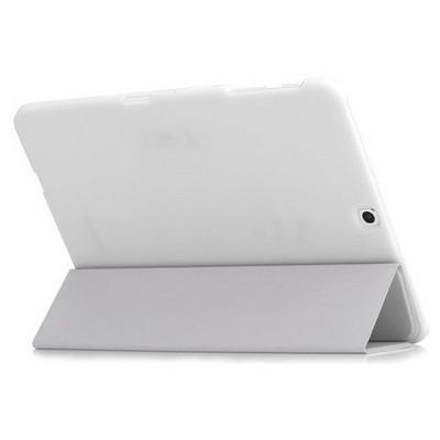 Microsonic Samsung Galaxy Tab S2 9.7'' Smart Case Ve Arka Kılıf Beyaz Tablet Kılıfı