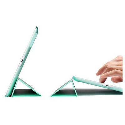 Microsonic Ipad 2/3/4 Smart Case Ve Arka Koruma Kılıf Kırmızı Tablet Kılıfı