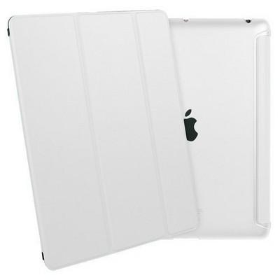 Microsonic Ipad 2/3/4 Smart Case Ve Arka Koruma Kılıf Beyaz Tablet Kılıfı
