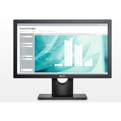 "Dell E1916H 18.5"" 5ms WXGA Monitör"