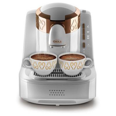 Arzum Okka Türk Kahvesi Makinesi - Beyaz