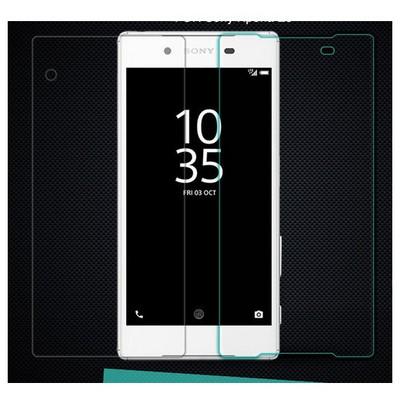 Microsonic Sony Xperia Z5 Temperli Cam Ekran Koruyucu Ön + Arka Ekran Koruyucu Film