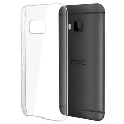 Microsonic Kristal Şeffaf Htc One M9 Kılıf Cep Telefonu Kılıfı