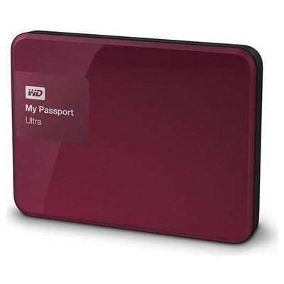 WD 3TB My Passport Ultra WDBBKD0030BBY Taşınabilir Disk