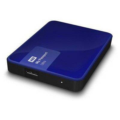 WD 3TB My Passport Ultra WDBBKD0030BBL Taşınabilir Disk