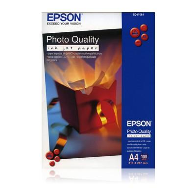 Epson C13s041061 Photoqualıty Ink Jet Paper,a4,1440dpı,100syf.102g Fotoğraf Kağıdı