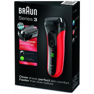 Braun Series 3 3030s Islak&Kuru Tıraş Makinesi