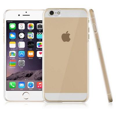 Microsonic Kristal Şefffaf Iphone 6s Plus (5.5) Kılıf Cep Telefonu Kılıfı