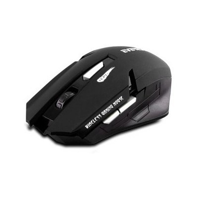 Everest KM-240-S Kablosuz Siyah Mouse