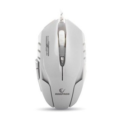 Everest Rampage SMX-R2 Gaming Mouse - Beyaz