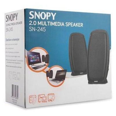 Snopy SN-245 1+1 USB Speaker