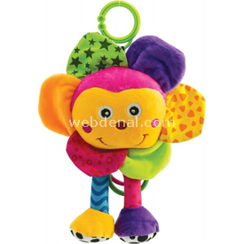 Prego Fk1404 Renkli Çiçek Peluş Oyuncaklar