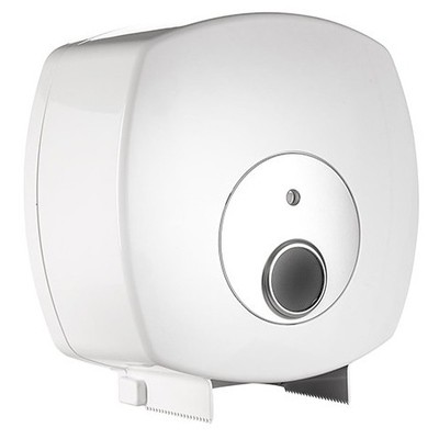 Dayco Jumbo Rulo Tuvalet Kağıt Dispenseri Beyaz Tuvalet Kağıdı Dispenseri