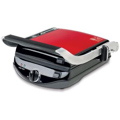 Fakir Valery Izgara Ve Tost Makinesi - Kırmızı Izgara ve Tost Makinesi