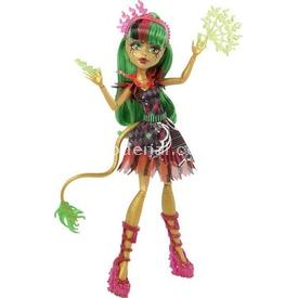 Monster High Korku Sirki Acayip Arkadasim Jinafire Long Bebekler