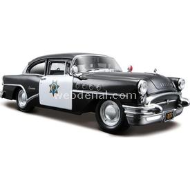 Maisto 1955 Buick Century Model Araba 1:24 Arabalar