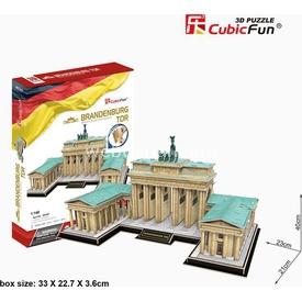 Cubic Fun Brandenburg Kapısı (almanya) Puzzle